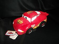 "Disney Pixar Cars #95 Lighting McQueen 12"" multi color backpack unisex NWT"