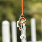 Hanging Dream Suncatcher Glass Crystal Ball Prisms Rainbow Fengshui Pendant 20mm
