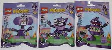Lego MIXELS Series 6 MUNCHOS tribe SNAX BERP VAKA-WAKA purple sealed lot 41551