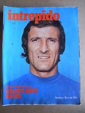 INTREPIDO n°18 1976 Gianfranco Bedin Corinne Clery Ferdinando Pomarici  [G551]