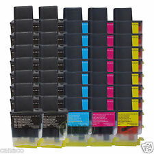 40+ Pack LC41 Compatible ink cartridge for Brother MFC-210C MFC-420CN MFC-620CN