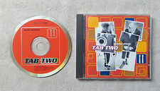 "CD AUDIO MUSIQUE INT / TAB TWO ""BELLE AFFAIRE"" 13 TRACKS CD ALBUM  1996 VIRGIN"