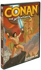 CONAN THE ADVENTURER: SEASON ONE (Janyse Jaud) - DVD - Region 1 Sealed