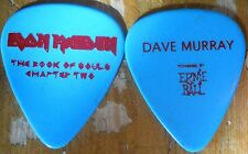 Official DAVE MURRAY IRON MAIDEN Book of Souls Ch2 2016 Tour GUITAR PICK