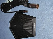 Audio-technica AT871UG micro unidirectionnel neuf avec cable