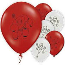 "BIG HERO 6 Birthday Latex Balloons 11"" (6 Pack) - Matching Items in My Shop"