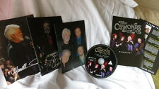 The OSMONDS - Live in concert DVD - LONDON 2006 Concert & train ticket from show