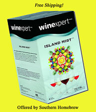 Winexpert Island Mist Strawberry Watermelon White Shiraz Wine Making Kit