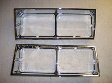 HEADLIGHT BEZELS NEW 81-86 CUTLASS GK1365