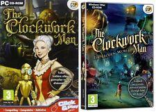 the clockworkman & the clockwork man 2 the hidden world
