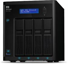 Western Digital My Cloud DL4100 (4x2TB) Festplatte NAS NEU OVP