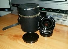 MINT CARL ZEISS DISTAGON F2.8 35MM WEST GERMAN QBM ROLLEIFLEX SL35 E LENS VSL