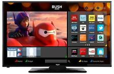 Bush DLED32265HDCNTD 32 Inch HD Ready 720p Freeview Smart LED TV - Black