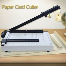Professional Heavy Duty A4 Paper Guillotine Cutter Home Office Trimmer Machine