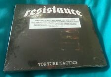 The Resistance - Torture Tactics - NEW/SEALED Cd