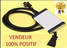 PEUGEOT 807 2.2 HDI 136 CV - Boitier additionnel Puce Chip Power System Box