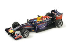 Spark Red Bull RB10 #1 S. Vettel 3rd Place GP Malaysia 2014 1/18
