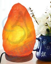 HIMALAYAN NATURAL SALT LAMP (13.00 - 16.00 KG) WITH FREE 1 KG ROCK SALT