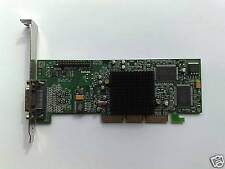 DUAL HP 246746-001 253275-001 MATROX G55MADDA32DB G550 32MB AGP GRAPHICS CARD