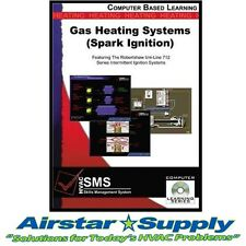 Gas Heating Systems Training Software / Spark Ignition # MOD5