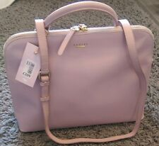 ❤RADLEY 'SOHO' BAG PINK BLUSH LEATHER WORK / GRAB BAG RRP £209