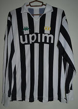 JUVENTUS ITALY 1991/1992 UPIM HOME FOOTBALL SHIRT JERSEY KAPPA LONG SLEEVE CHEAP