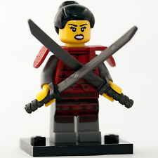 LEGO Minifigures Series 13 Samurai (Removed from packet) NEW - 71008 COL219