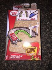 Disney/Pixar Cars Story Sets Piston Cup Track Pack Add-On New