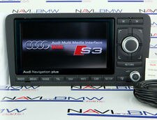 AUDI A3 S3 RS3 DVD MEDIA Navigation Plus RNS Silver buttons 8P0 035 193 G