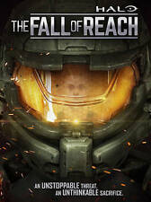 Halo: The Fall of Reach (DVD,2015)Brand New,WS,sci-fi masterpiece,same-day ship