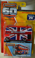 2013 Matchbox Commemorative Edition ROUTEMASTER BUS #04 NEW