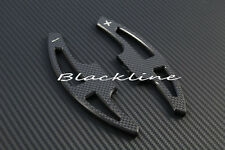 08~13 BMW E90 E92 E93 M3 Dry Carbon Fiber M DCT Shift Paddles Paddle Dual Clutch