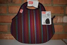 Built New York Gourmet Getaway Lunch Tote (Multi Dots) NWT