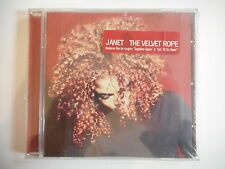 JANET : THE VELVET ROPE - TOGETHER AGAIN [ CD ALBUM NEUF ] ~ PORT GRATUIT