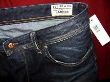 NEW DIESEL LARKEE 813Q 38/32 REGULAR STRAIGHT VIKER FIT DNA JEANS 38X32 - $198