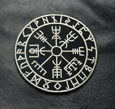 VIKING COMPASS VEGVISIR 3.5 INCH ACU TACTICAL MORALE HOOK LOOP PATCH