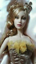 Sybarite Superdoll Sybarite Doll  Queen Bee GOLD  LE 25  like Kingdom doll
