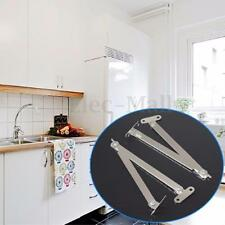 2Pcs Cabinet Cupboard Furniture Doors Close Lift Up Stay Support Hinge Kitchen