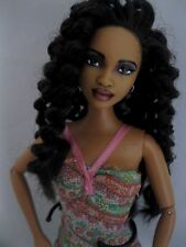 OOAK Charmaine Barbie Repaint Custom Vogue african american AA DOLL by Ashley