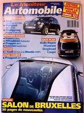 Le moniteur Automobile 3/1/2007; Salon de Bruxelles/207 S 2000/ Isuzu D-Max