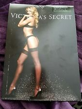 NWT Victoria's Secret Classic Stockings Size A Black