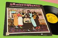 THE GRANDMOTHERS LP FRANK ZAPPA ORIG 1980 EX !!!!!!!!!!!!!!!!!!!!!