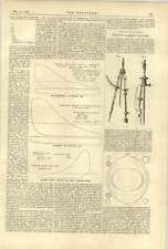 1888 Bennett Geometric Compasses