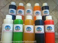 Shaved Ice Snow Cone Concentrate-(10) 16oz Bottles (Each Bottle Makes 4 Gallon)