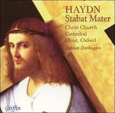 NEW - Haydn: Stabat Mater by Christ Church Cathedral Choir