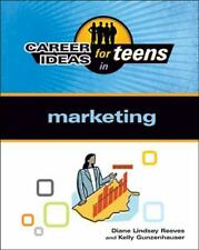 Career Ideas for Teens in Marketing-ExLibrary