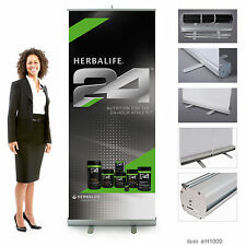 Herbalife Retractable Banner 7ft tall