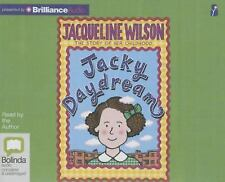 Jacky Daydream by Jacqueline Wilson (2015, CD, Unabridged)