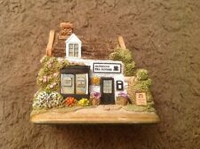 Lilliput Lane Alfresco Afternoons L3655 2014/15 Club Symbol Of Membership Boxed