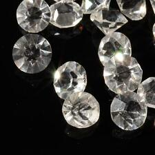 (28) ss28 Czech vintage crystal clear round faceted Swarovski glass rhinestones